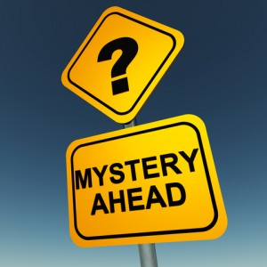 "WHAT DO the WORDS ""MYSTERY,"" ""PARABLE,"" and ""INTERPOLATE"" MEAN?"